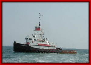 Offshore Towing by Altantic Gulf Towing